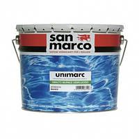 Эмаль на водной основе (ЭКO) Unimarc smalto murale semilucido