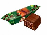 Шоколадные конфеты Бабаевская белочка 1000г
