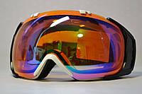 Горнолыжная маска HB 185 (белая рамка)