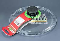 Крышка стеклянная 22см для посуды (низкая) Биол (НК220), фото 1
