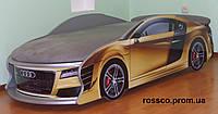 Кровать машина AUDI GOLD