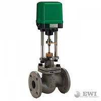 Регулирующий клапан с электроприводом RTK MV5214 DN80 PN25