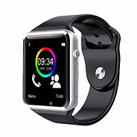 Smart Watch A1 Silver Умные часы