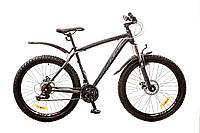 "Велосипед 26"" FORMULA BLIZZARD DD 2017"