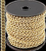 """Ланцюг """"Декор"""" Ø 1,5 мм золото"""