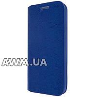 Чехол книжка для Samsung Galaxy S4 синий