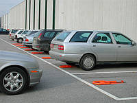 Парковочные барьеры CAME Комплект UNIPARK  Large