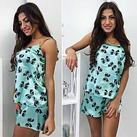Женская модная пижама ЕМ678