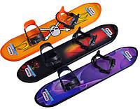 Доска сноуборд для детей 95 см Польша KIMET