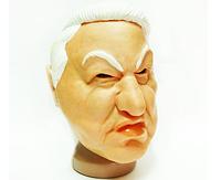 Карнавальная маска резиновая Ельцин