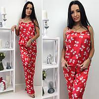 Женская модная пижама ЕМ679