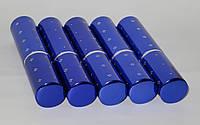 Электрошокер с фонариком 903/328 губная помада, синий