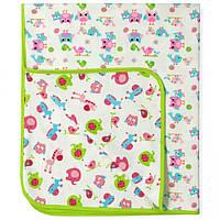 Двустороннее детское покрывало-одеяло для малыша ТМ Berni