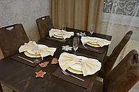 Подставка на стол Канзас коричневый 45*30 см