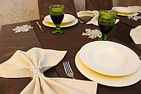 Салфетка для стола Канзас бежевый 40*40 см
