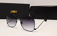 Солнцезащитные очки Jinnnn Черный цвет
