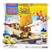 Конструктор Mega Bloks Spongebob Squarepants Burgermobile Showdown