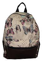 Рюкзак женский бабочки