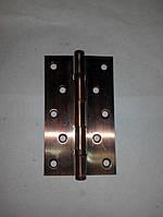 Петли дверные(коричневый)12см