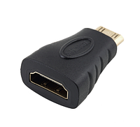Переходник адаптер miniHDMI - HDMI, фото 1