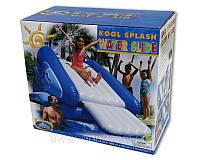 Игровой центр-бассейн Intex 58851/58849 Горка 333х206х117см для детей от 6 лет, фото 1