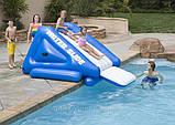 Игровой центр-бассейн Intex 58851/58849 Горка 333х206х117см для детей от 6 лет, фото 2