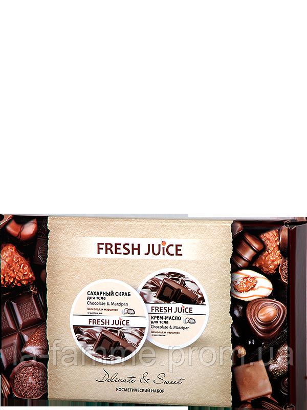 Косметический набор Delicate & Sweet Fresh Juice
