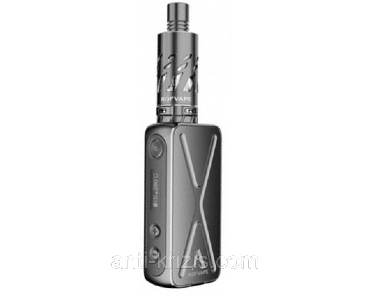 Бокс-мод Rofvape A Box Mini 50W TC Atomizer Kit EC-036 Black