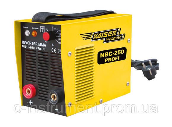 Сварочный инвертор KAISER NBC-250, фото 2