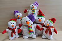 Мягкая игрушка Снеговик большой тм Копиця