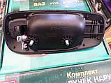 Ручки евроручки двери Ваз 2110,2170,2172 Тюн-Авто (к-кт 4шт), фото 4