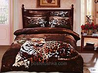 Комплект постельного белья Le Vele TIGER  3D