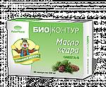 Масло кедра, ОМЕГА 6, 60 капсул