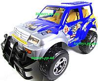 Машина на радиоуправлении Джип, 28см, большие колёса, аккумулятор