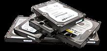 """Жесткие диски б/у 3.5"""" для ПК и серверов"""