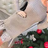 Женское нарядное платье с кружевом (4 цвета), фото 7