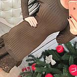 Женское нарядное платье с кружевом (4 цвета), фото 9