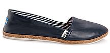 Эспадрильи женские Toms (black/navy) - 05z