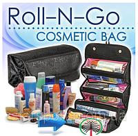 Органайзер для косметики Roll-N-Go (Ролл Эн Гоу) - косметичка, фото 1