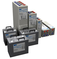 Промышленные аккумуляторы Sonnenschein A600 OPzV