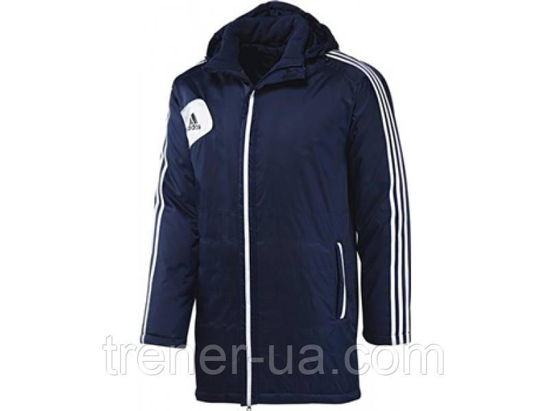 Зимова куртка в стилі Adidas/Condivo 12/подовжена зимова куртка adidas/куртка зимова футбольна/куртка adidas