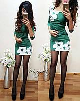 Женское красивое платье мини