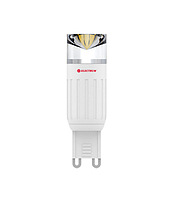 Лампа светодиодная G9 3,5W 3000K 220В 290 Lm ELECTRUM