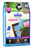 Bosch Medium Junior 15 кг - для щенков и подростков средних пород