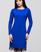 Платье из джерси   Неля leo