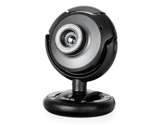 Веб-камера REAL-EL FC-120