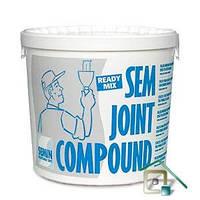 Шпаклевка для финишной отделки Semin Sem Joint Compоund (25 кг)