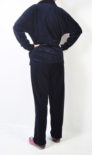 74ac7071 Женский велюровый спортивный костюм больших размеров: продажа, цена ...