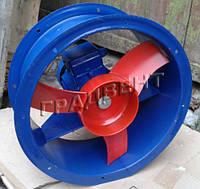 Вентилятор осевой В06-300-3,15 с электродвигателем 0,12 кВт, 1500 об/мин