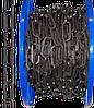 """Ланцюг """"Квадрат з візерунком"""" Ø 2,0 мм чорний"""